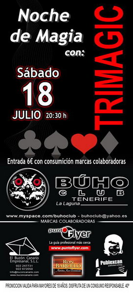 flyer_TRIMAGIC-S 18Julio